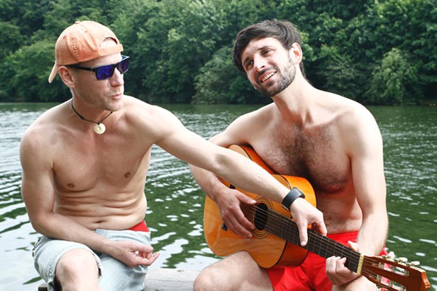Novým pořadem televize Relax budou provádět Jaromír Nosek a Šimon Jelínek. Foto: Relax-Pohoda