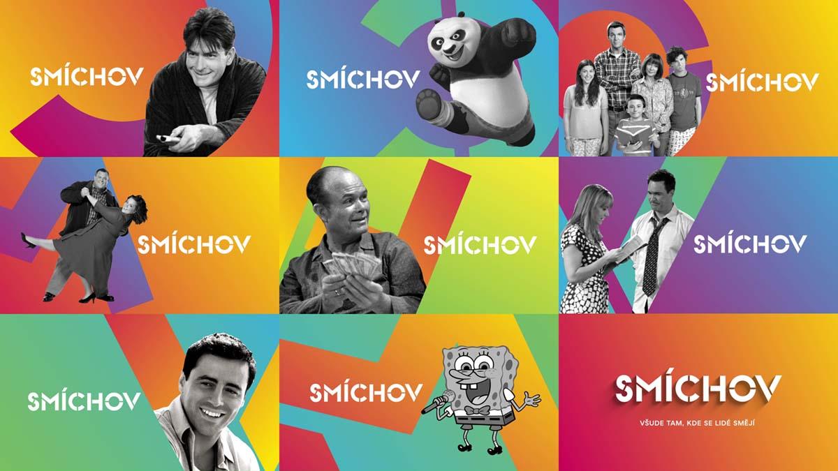 Nová grafika stanice Smíchov. Foto: CET 21
