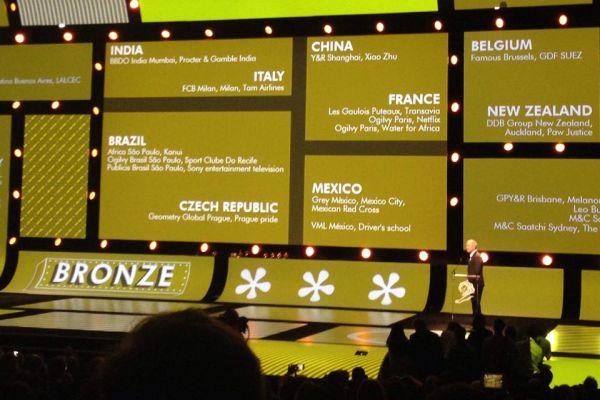 Cannes Lions: Ogilvy získává ke stříbru i bronz