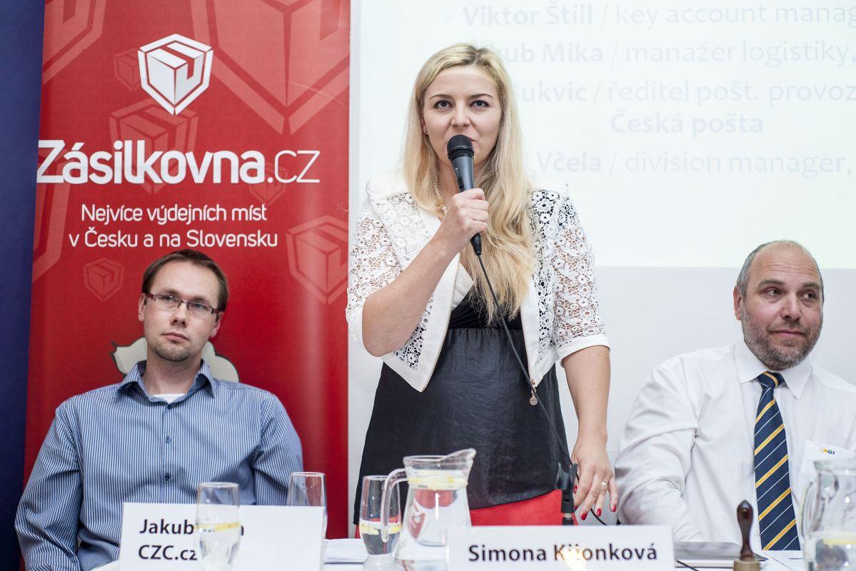 Simona Kijonková ze Zásilkovny fandí přeshraničnímu obchodu