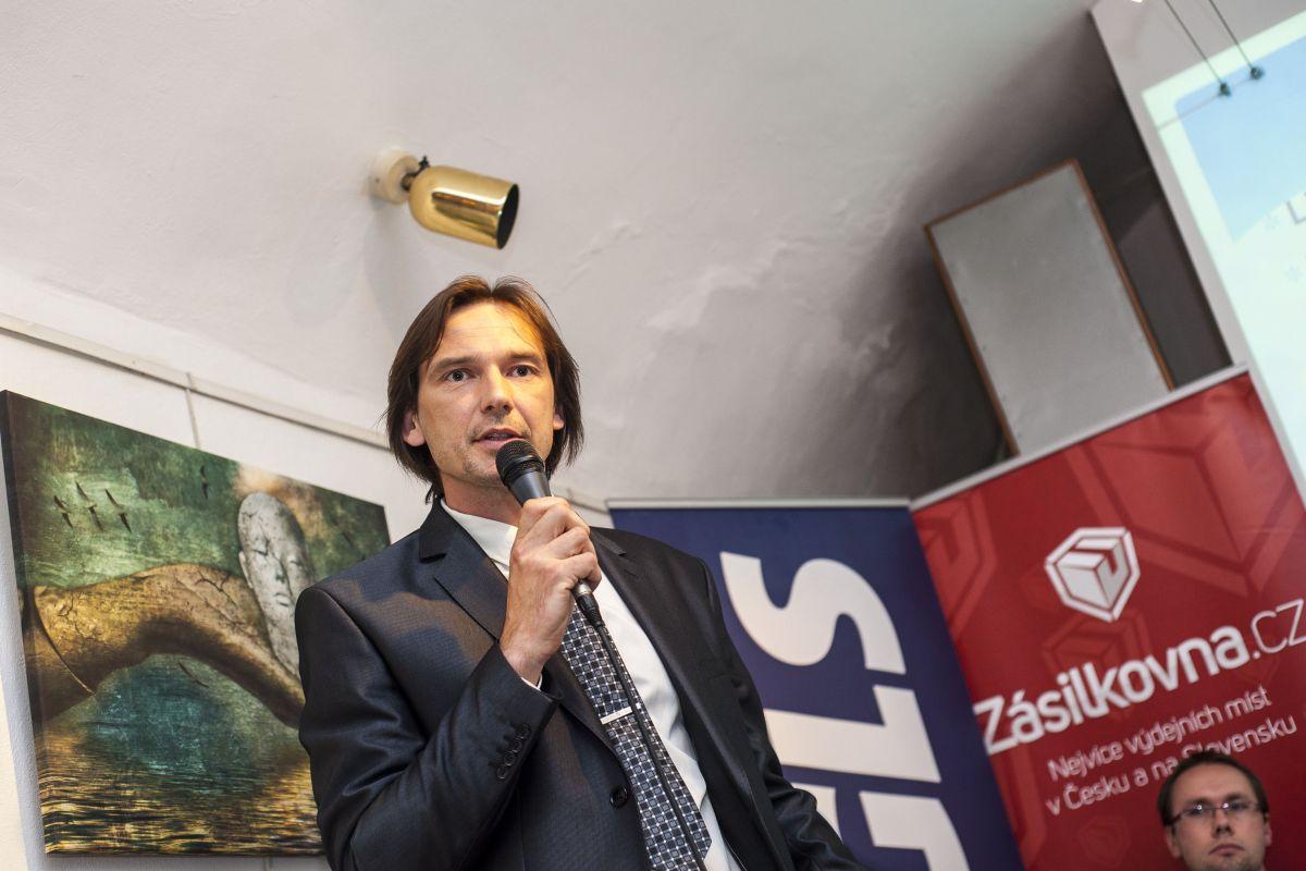Libor Švadlenka z Univerzity Pardubice tlumočil zákaznická očekávání