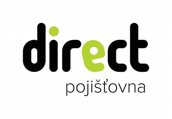 Nové logo pojišťovny Direct