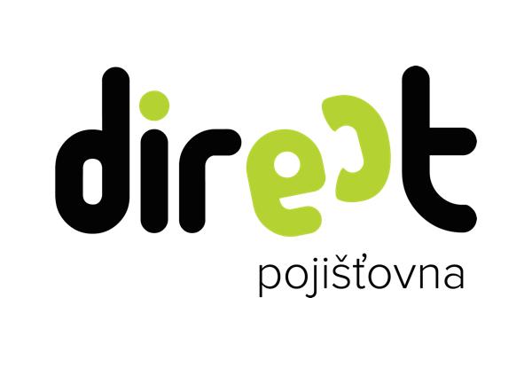 Původní logo pojišťovny Direct