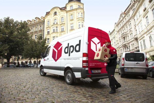Rubikon začal pracovat pro přepravní firmu DPD
