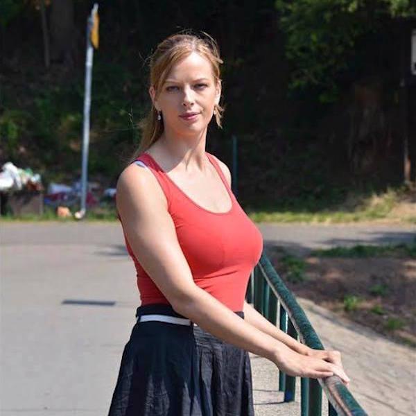 Eva Hofrichterová. Foto: Dalibor Durčák