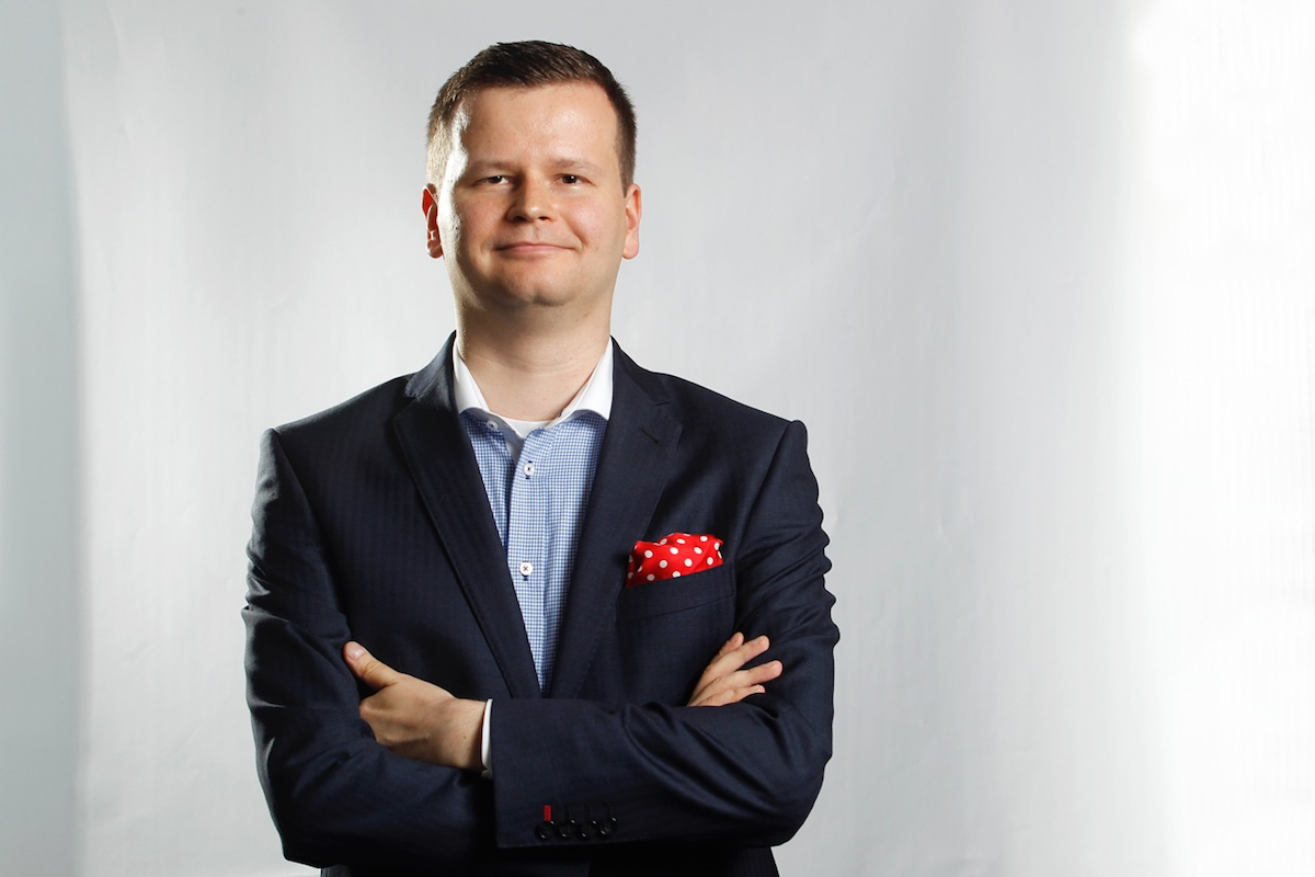 Filip Rožánek. Foto: Economia