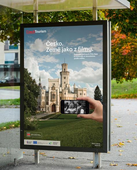 Česko, země jako z filmu