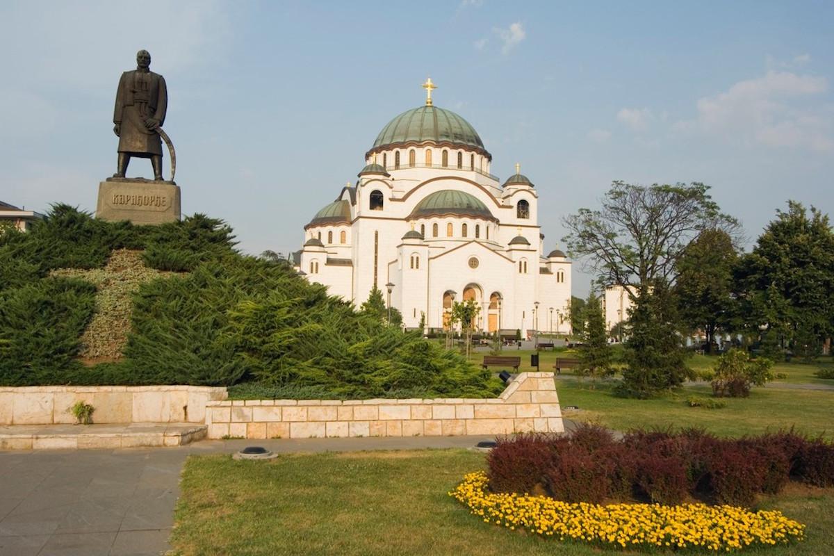 Bělehrad, Srbsko. Foto: Profimedia.cz