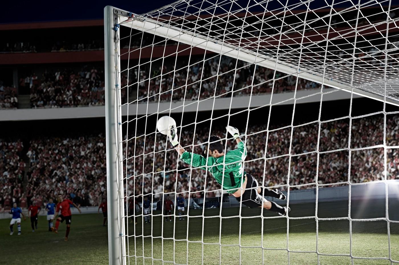 Fotbal, ilustrační foto. Foto: Profimedia.cz