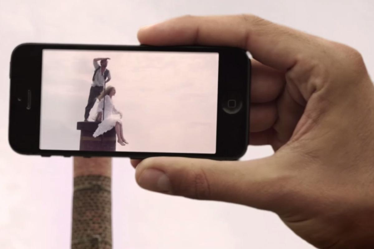 Mobilní aplikace CzechTourism ukazuje místa, kde se natáčely známé filmy