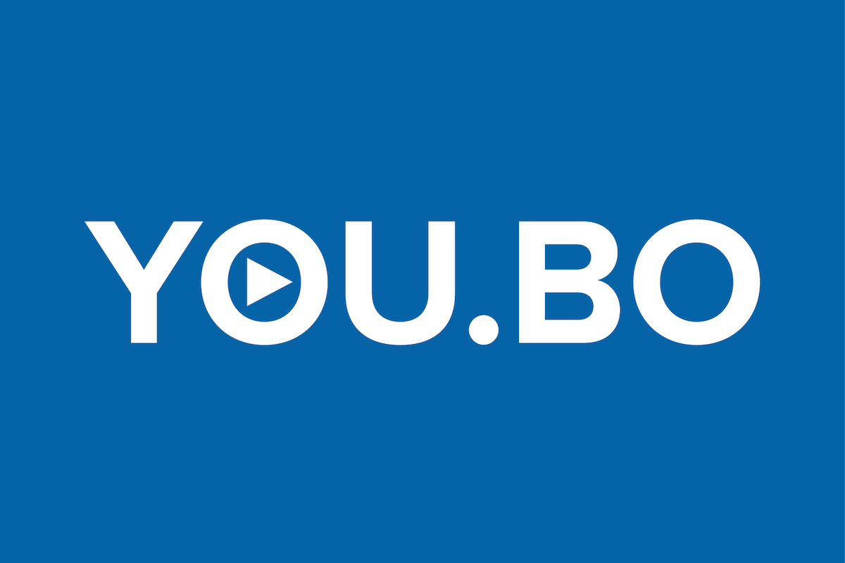 Logo videoplatformy You.bo