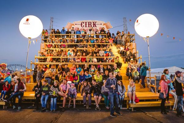 Open air festivaly značky podporují i pořádají