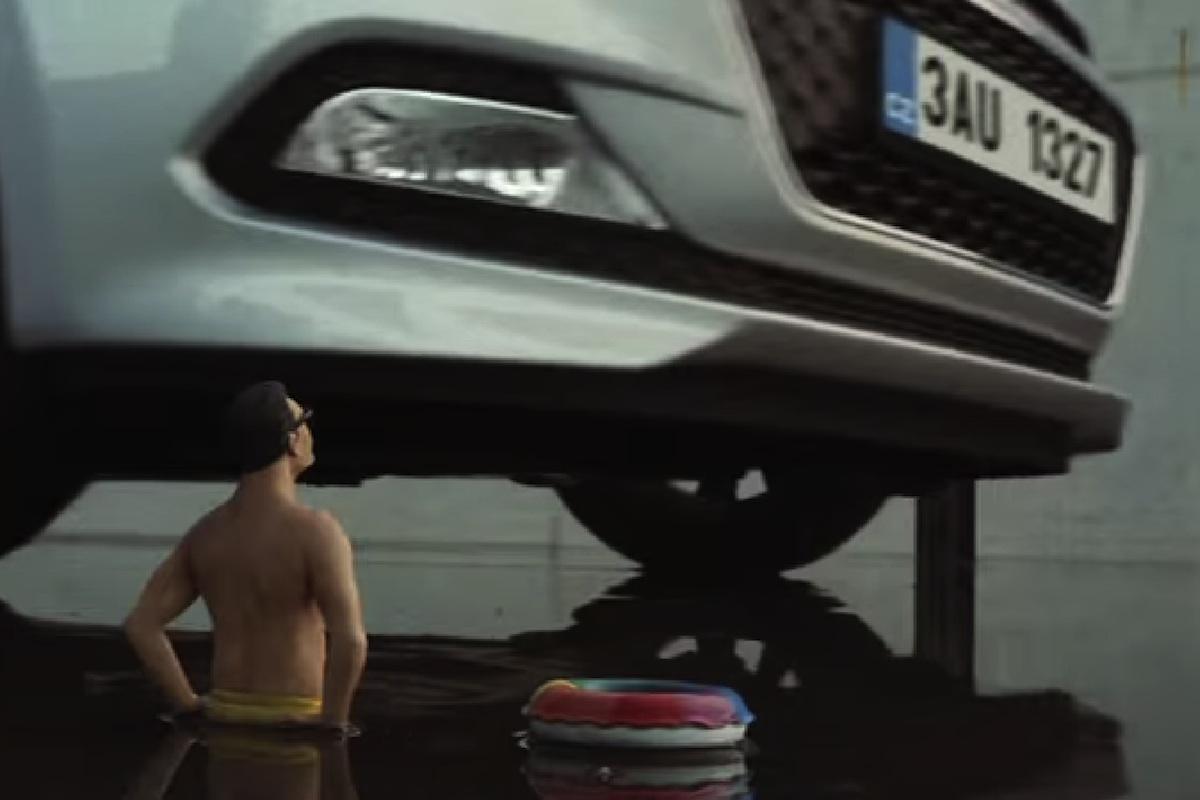 Hyundai - reklama, na kterou přišlo v letošním roce nejvíc stížností. Komise ji shledala závadnou
