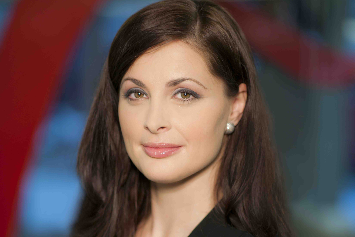Lucia Kršáková. Foto: TV Nova