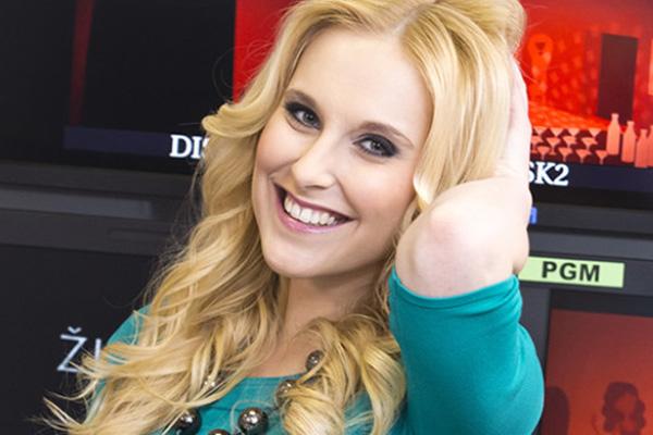 Gabriela Mikešová. Foto: TV Nova
