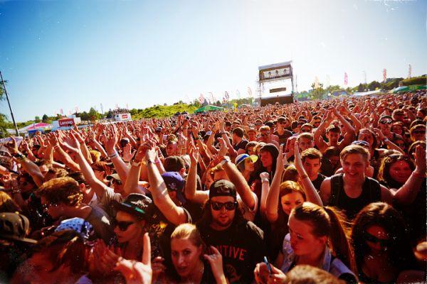 Davy lidí na festivalech představují pro značky velké lákadlo
