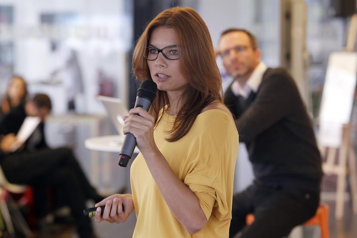 Andrea Hurychová. Foto: Jiří Koťátko
