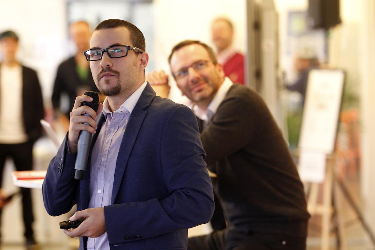 Marek Bačo. Foto: Jiří Koťátko