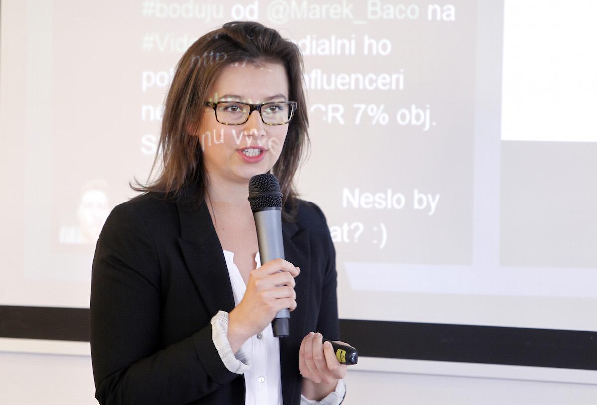 Petra Brodilová. Foto: Jiří Koťátko