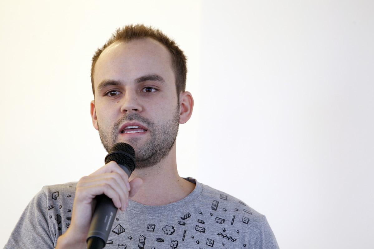 Alexandr Guha. Foto: Jiří Koťátko