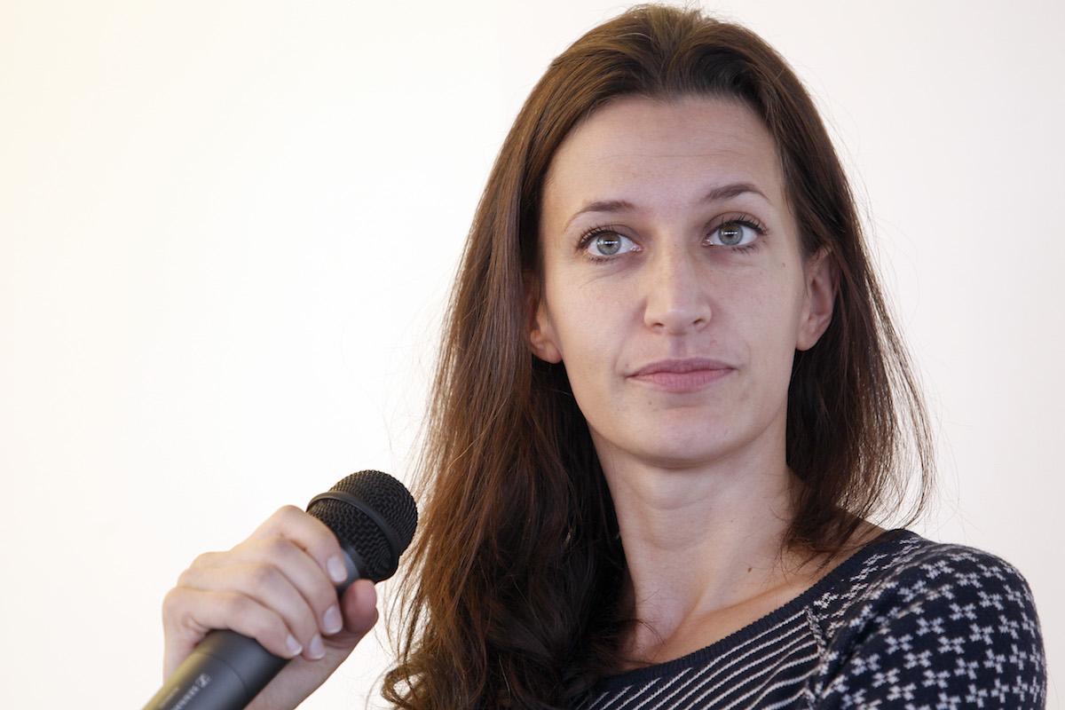 Božena Řežábová, CEO nové herní sociální sítě Gamee. Foto: Jiří Koťátko
