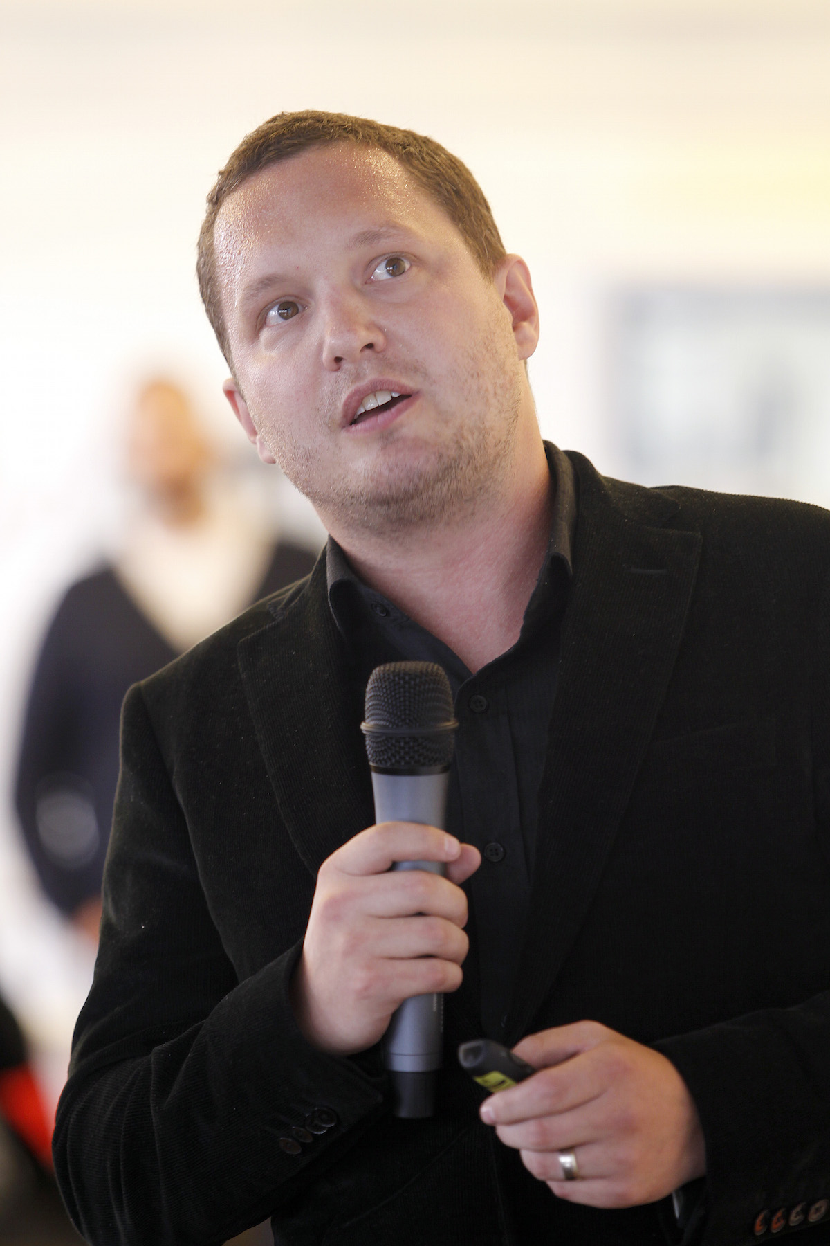 Josef Koukolíček. Foto: Jiří Koťátko