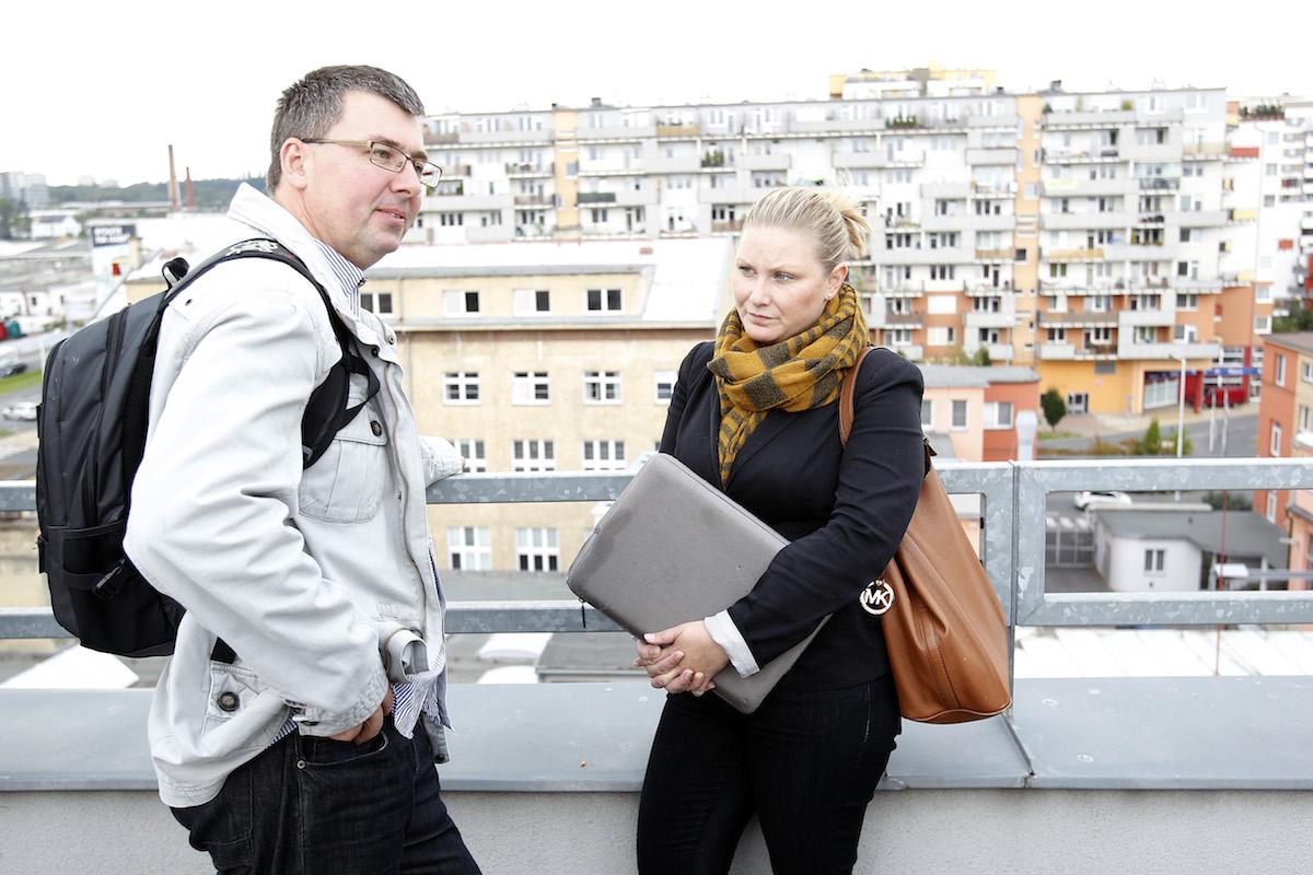 Vlevo Alex Trejtnar. Foto: Jiří Koťátko