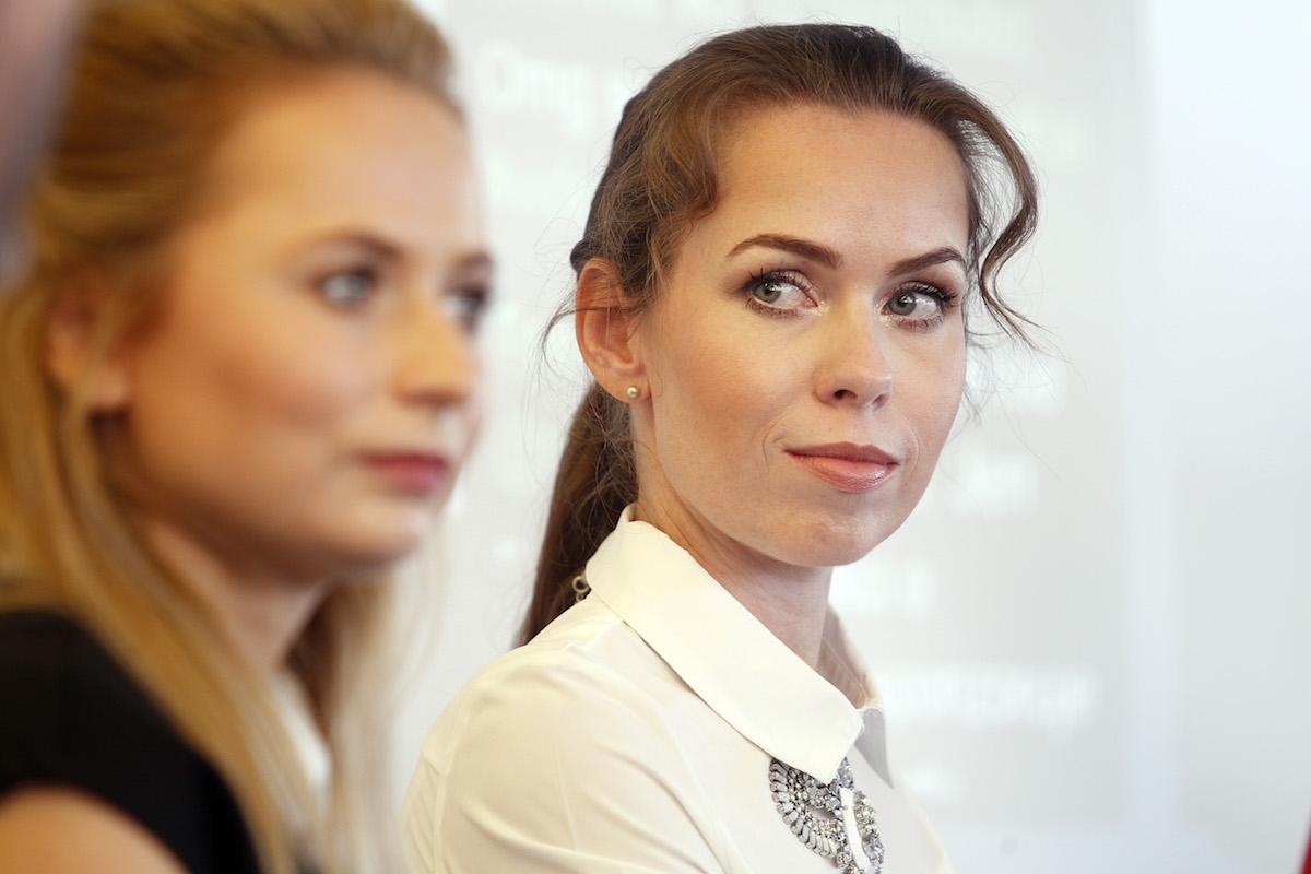 Petra Vančurová alias Petra Lovelyhair. Foto: Jiří Koťátko