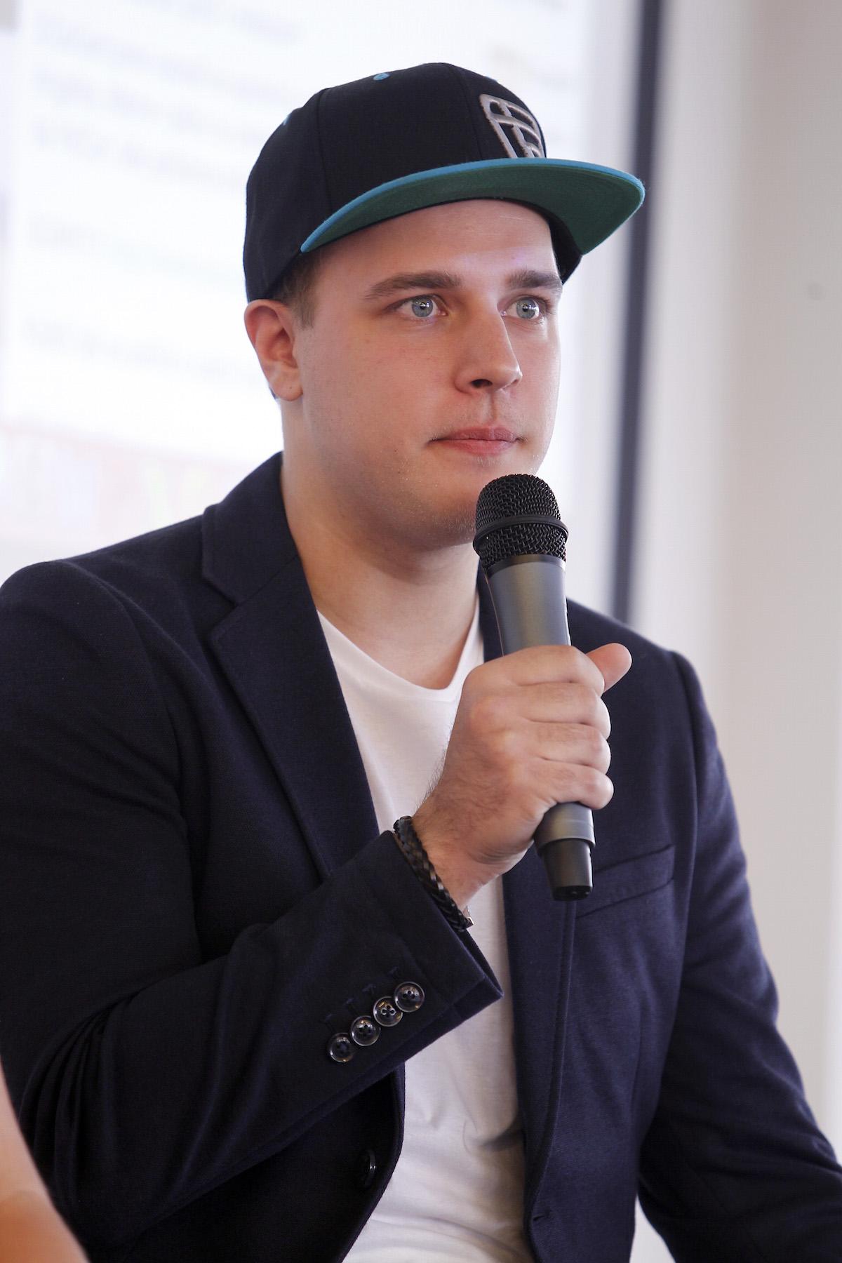 Jakub Steklý alias Stejk. Foto: Jiří Koťátko