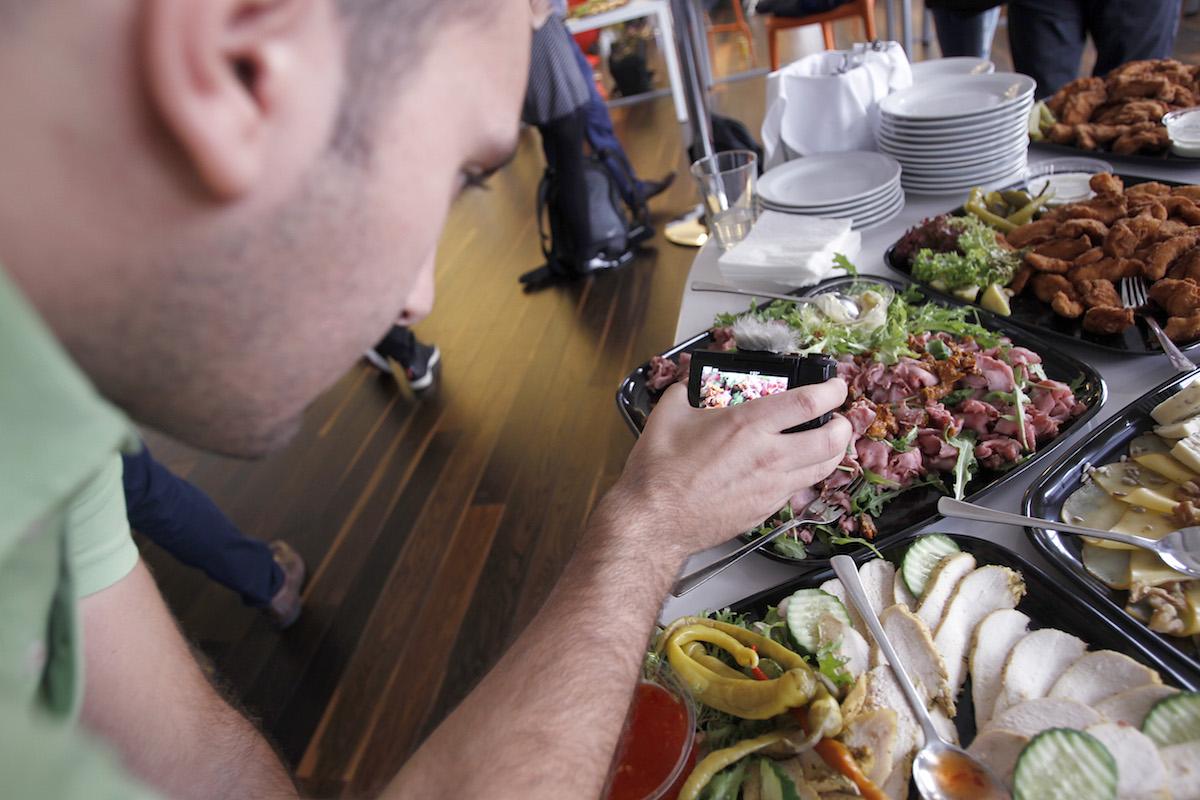Catering od Zátiší. Foto: Jiří Koťátko