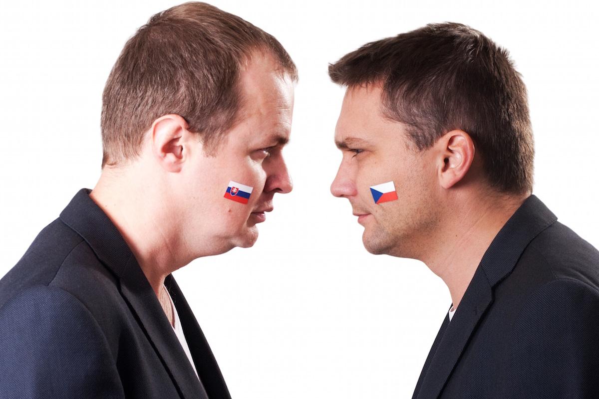 Slovák Radek Bobák a Čech Tomáš Kučera. Foto: Frekvence 1