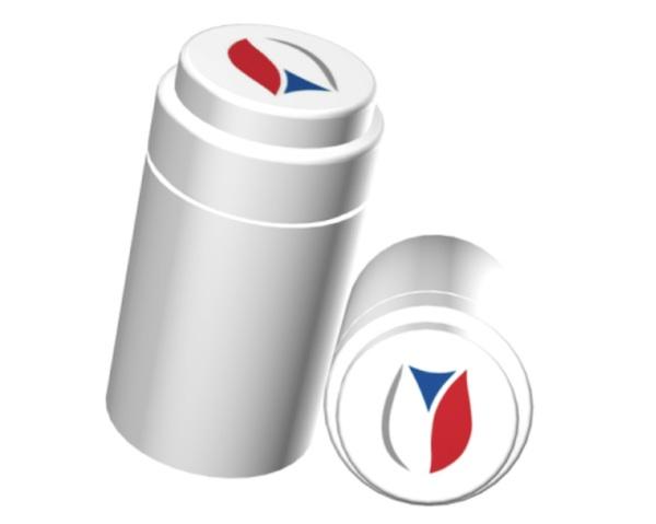 Logotyp Vinařského fondu slouží k označení českého a moravského původu vín