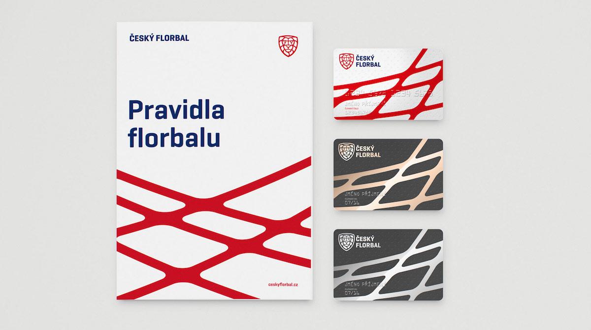 Nové logo florbalu v Česku: pravidla a karty