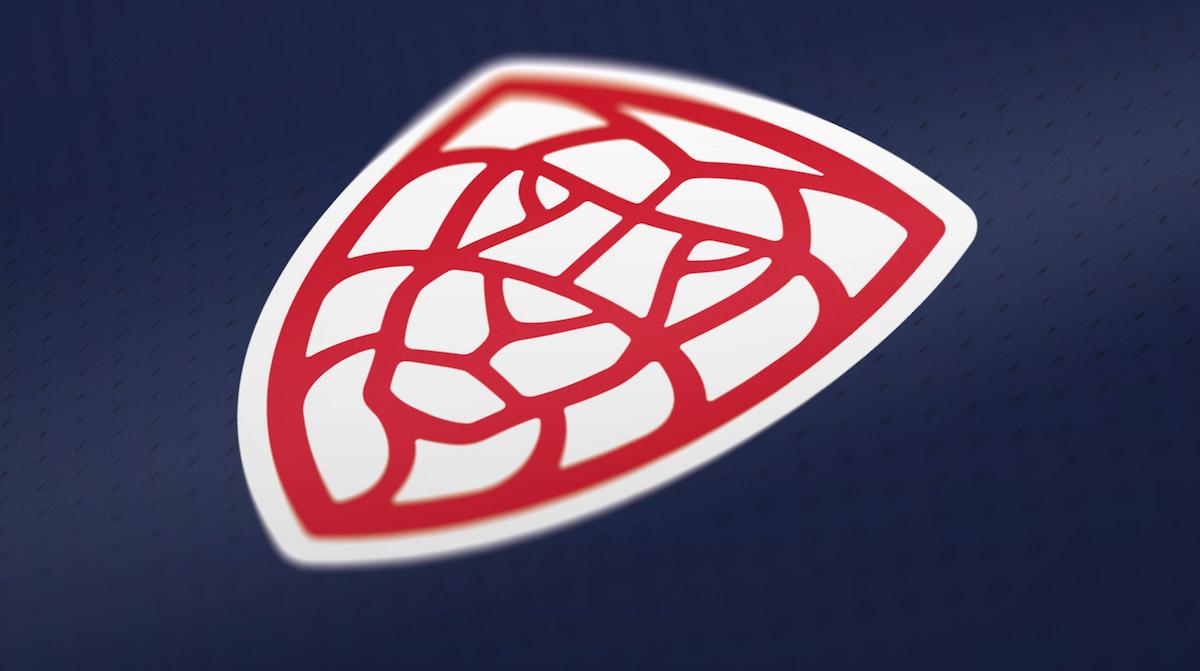 Nové logo florbalu v Česku: dres