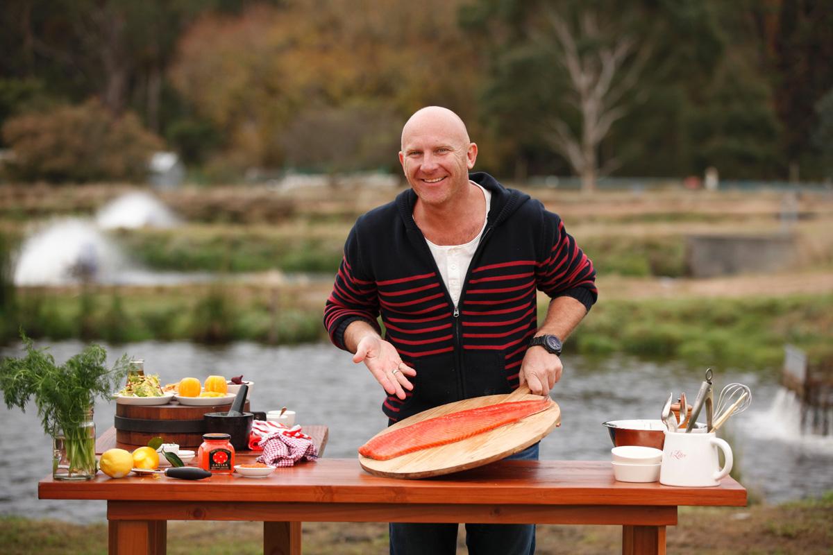 Australská jídla s Mattem Moranem. Foto: Food Network