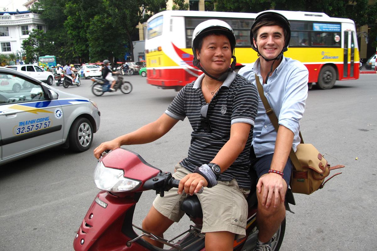 Z pořadu S Donaldem... do Vietnamu. Foto: Food Network