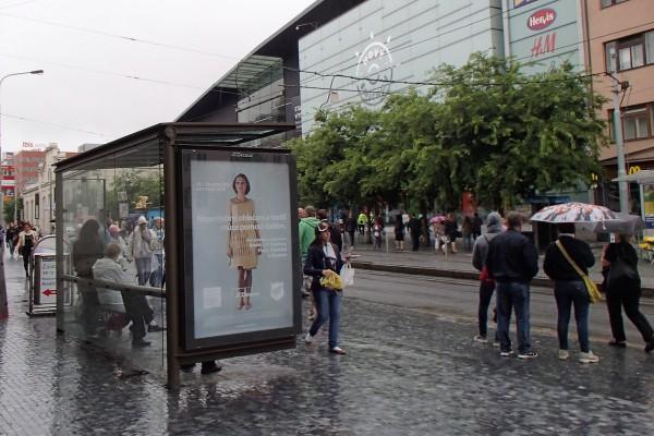 Krnáčová: Praha vypíše soutěž na nový mobiliář