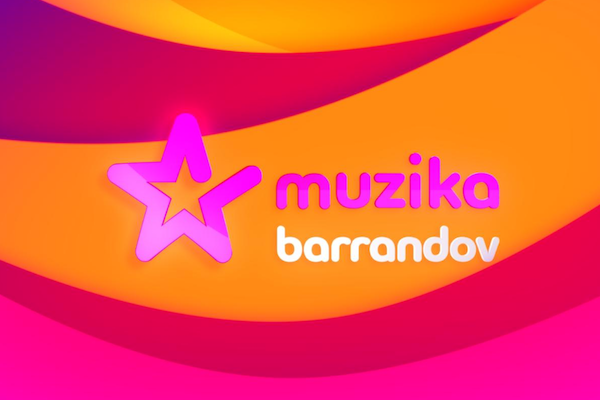 Grafická tvář kanálu Barrandov Muzika