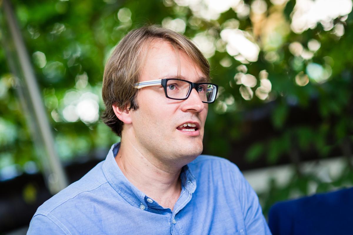 Miroslav Čepický. Foto: Vojta Herout