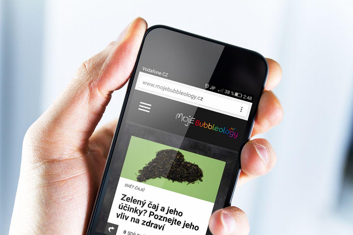 """Magazín je možné """"prolistovat"""" i na mobilu"""