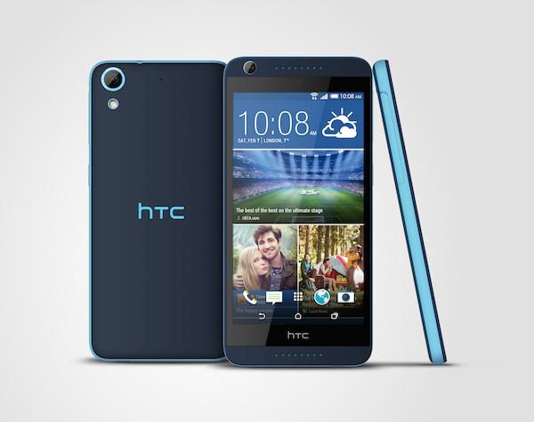 Hrajeme o nejnovější modely od HTC