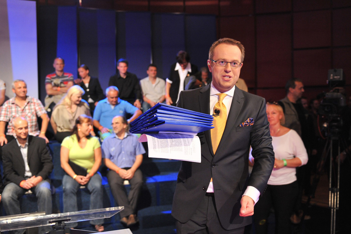 Václav Moravec. Foto: Česká televize