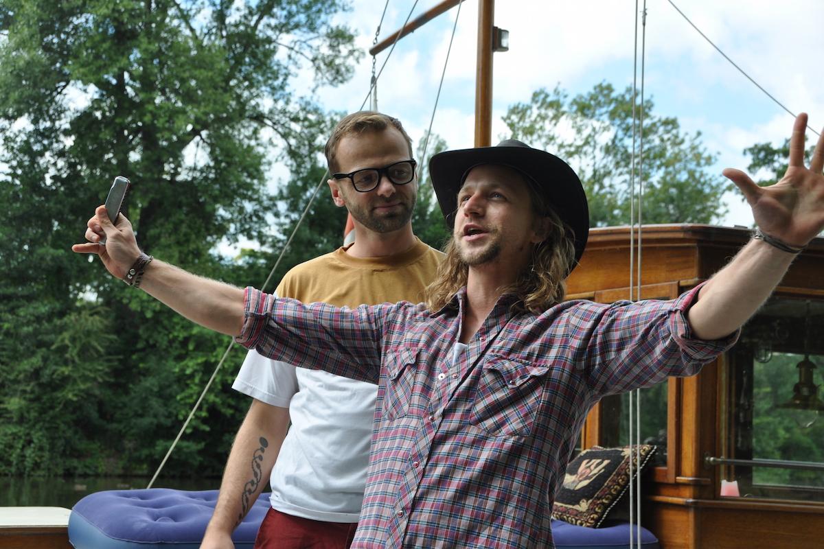 Jedním z nových seriálů je cyklus Na vodě s Lukášem Langmajerem a Tomášem Klusem