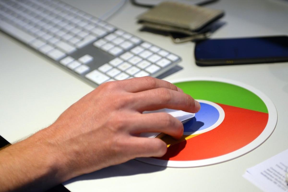Google Chrome. Ilustrační foto: Profimedia.cz