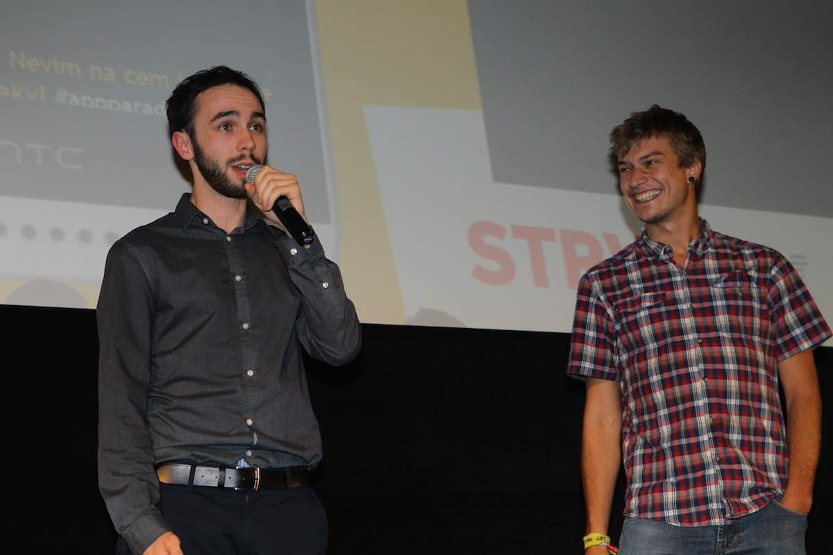 Duo tvůrců z Togle přišlo ukázat Click Coffee