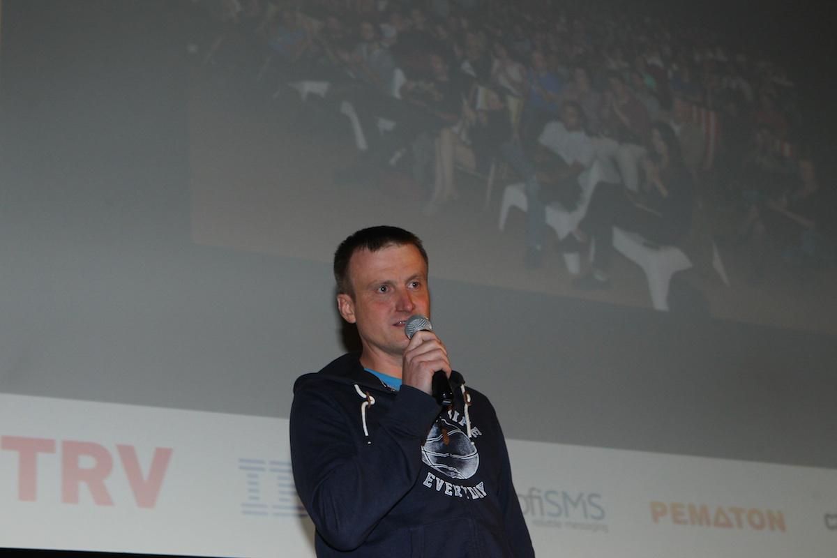 Vítězný Ondřej Červinka s Myiou
