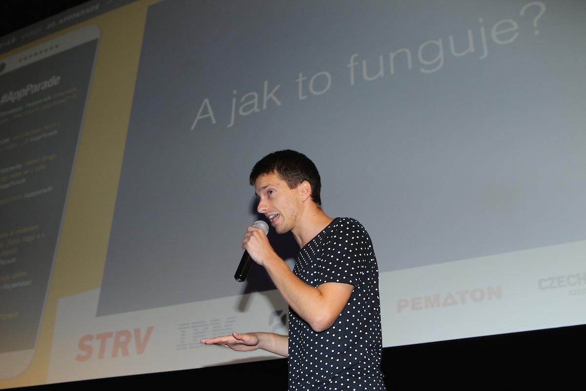 Vojta Janoušek z Funtasty Digital prezentuje DreamAlarm