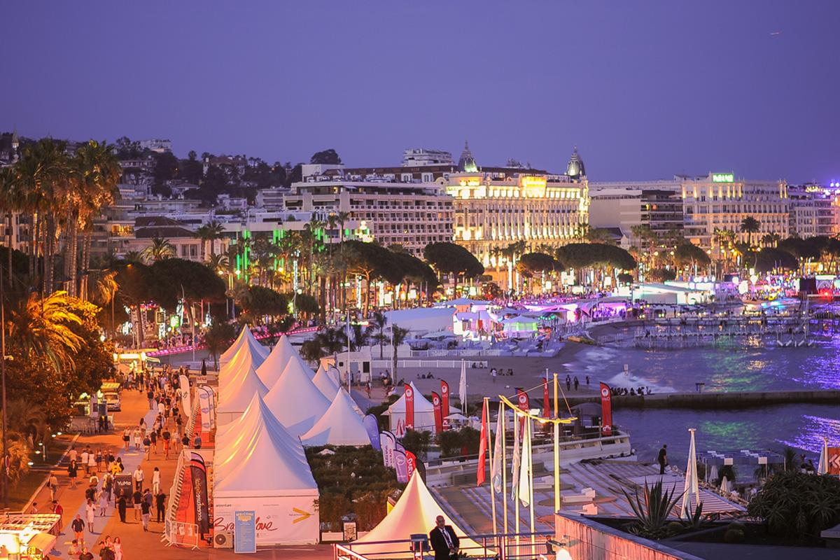 Nejvěhlasnější reklamní festival na světě probíha ve francouzském letovisku Cannes. Foto: Honza Marcinek, Flemedia