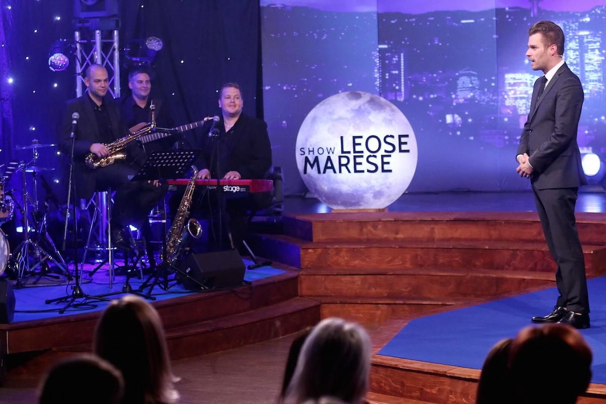 Show Leoše Mareše. Foto: TV Prima