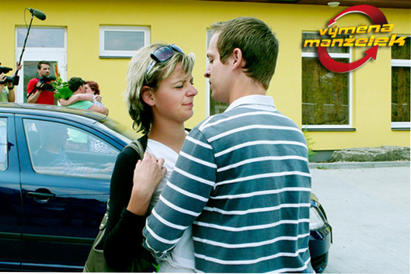 Reality show Výměna manželek. Foto: TV Nova